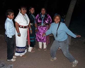 Hopi, Navajos, Canyon de Chelly