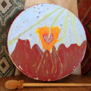 shamanic journey drum