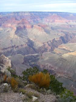 North Rim of the Grand Canyon, a wonder of the world, and a place of natural power and beauty.