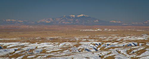 Sacred mountain for Hopi and Navajo people, Hopi and Navajo Spirit Journeys