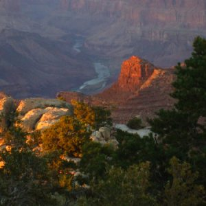 Grand Canyon and Sacred Peaks independent journey program at Sedona red rock site