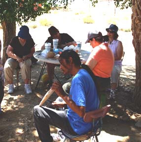 Hopi tour, spirit journey, blessing circle, ceremonial cycle, respect