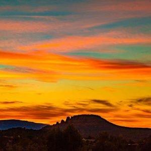 Explore Sedona: vortex tour, sunset, full moon, earth spirit seminar on the land