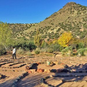ceremony, shamanic journey, nature connection outdoor seminar