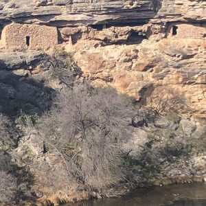cliff house Montezuma Well, spirit of place, ancestor Puebloans